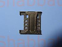 SIM карт-ридер разъем SIM Lenovo 16.5*16.5mm 50шт.