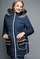 Зимние женские куртки большого размера