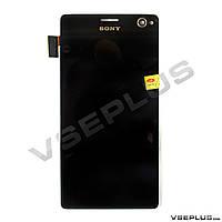 Дисплей (экран) Sony E5333 Xperia C4 Dual / E5343 Xperia C4 Dual / E5363 Xperia C4 Dual, черный