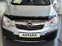 Дефлекторы капота Sim для Opel Antara 2006-10