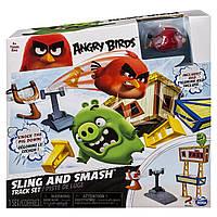 Энгри Бердс Игровой набор с пусковым устройством,Angry Birds, фото 1