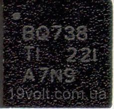 Микросхема BQ24738 BQ738
