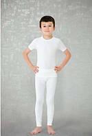 Детская термофутболка Doreanse 210 белый