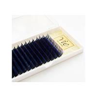 Ресницы черно-фиолетовые С 0,15
