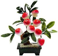 Восемь персиков нефрит