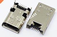 Разъем micro USB тип №29 ME301T ME102A ME301T