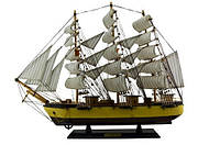 Корабль дерево 580х480х100