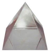 Пирамида 40 мм хрусталь