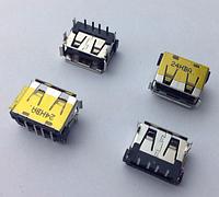 USB Разъем гнездо Lenovo G530 G550 B550 N500
