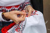 Правила вышивки свадебного рушника