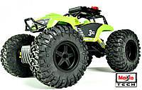 MAISTO TECH Автомодель  на р/у  Rock  Crawler Extreme 3XL 2,4 GHz зеленый  (81157), фото 1