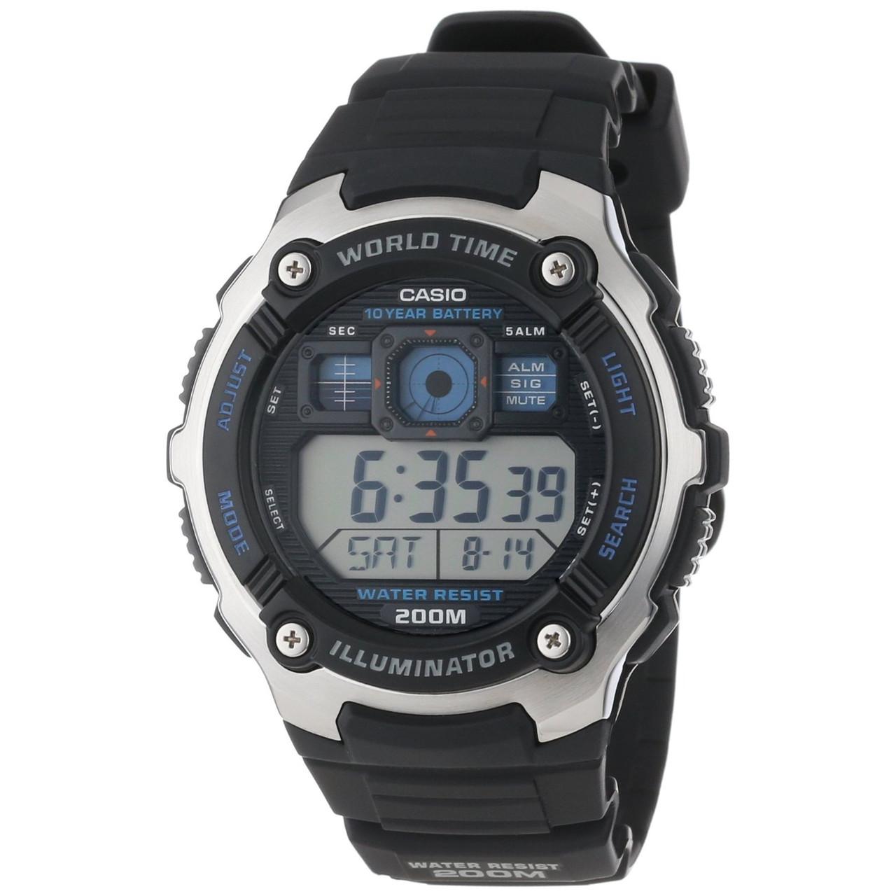 Часы Casio AE-2000W-1A