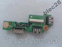 Плата Dell Inspiron M5010 N5010 USB & VGA