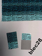 3 шт Термопрокладка Laird 15*15*1мм