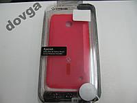 Чехол силиконовый Capdase Nokia 630/635+пленка