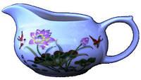 Чахай из фарфора для чайной церемонии