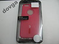 Чехол силиконовый Capdase iPhone 6 + пленка