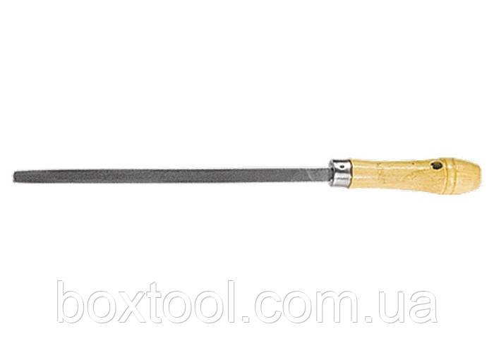Напильник трехгранный 150 мм Сибртех 16023