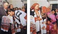 Немного обычаев и истории украинской свадьбы