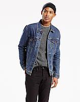 Джинсовая куртка LEVIS The Trucker Jacket Dark Stonewash NEW