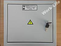 Електрический щит,автоматат 10,16A, УЗО - C25,30mA, фото 1