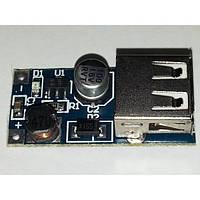Преобразователь повышающий 0.9-5В/USB 5В 0.6А