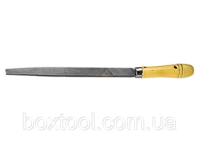 Напильник плоский 200 мм Сибртех 16226