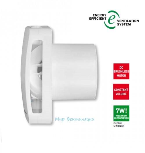 Центробежный вентилятор ECOAIR DESIGN S купить в киеве