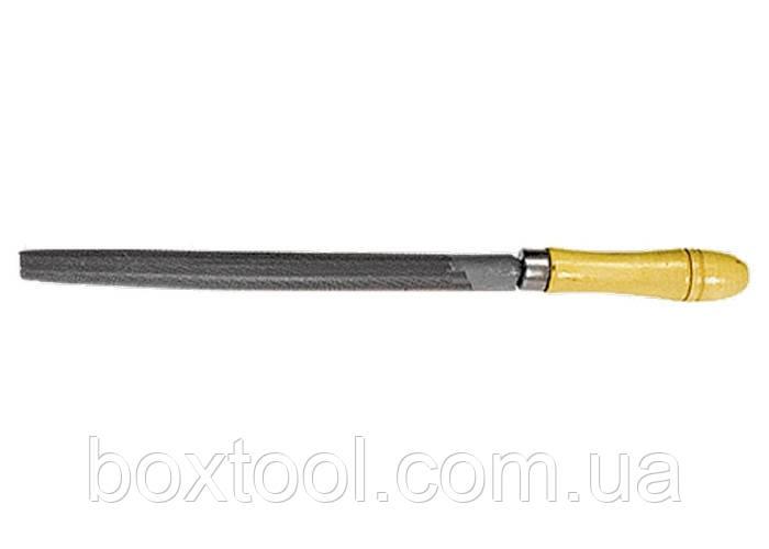 Напилок напівкруглий 250 мм Сибртех 16329