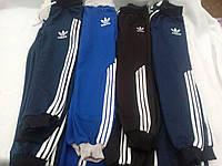 Детские теплые брюки с начесом (98-128р)