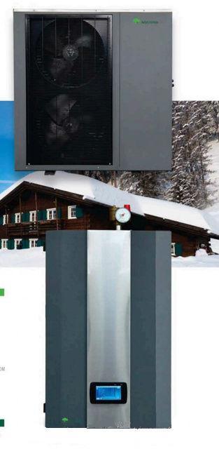Тепловой насос Mycond воздух-вода Arctic Home Basic