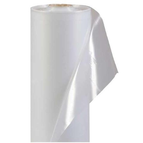Пленка тепличная прозрачная 40 мкм (1,5 м рукав 3 метра в развороте)