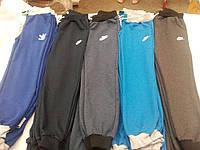 Теплые штаны с начесом подросток (134-164р)
