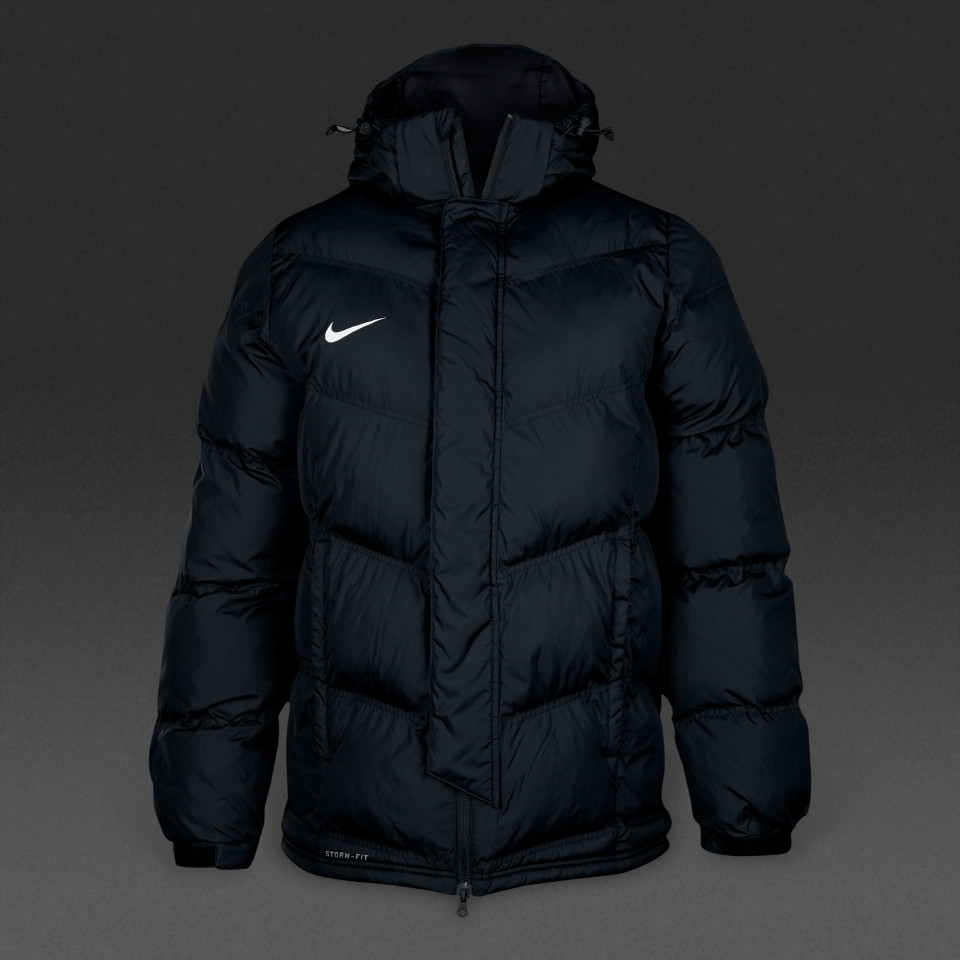 438b7e62 Детская Куртка NIKE TEAM WINTER JACKET 645907-010 (Оригинал) - Football  Mall -