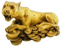 Статуэтка леопард бронза
