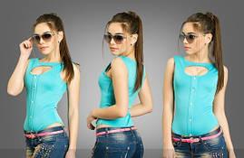 Блузка женская боди