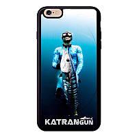Чехол iPhone с логотипом KatranGun