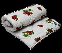 Одеяло летнее холлофайбер одинарное (поликоттон) Двуспальное T-51164