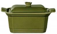 Форма с крышкой для запекания Emile Henry 20*15*9 см оливковая 875891