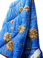 Силиконовое одеяло одинарное (поликоттон) Полуторное