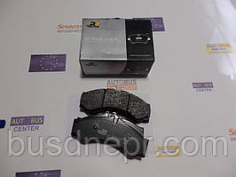 Тормозные колодки, передние/задние(спарка) Roadhouse VW LT 46, Sprinter 408-416, с 1996-