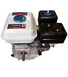 Двигатель бензиновый 168F со шкивом (для мотоблока), фото 4