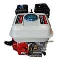 Двигатель бензиновый 168F со шкивом (для мотоблока), фото 5