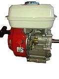 Двигатель бензиновый 168F со шкивом (для мотоблока), фото 7