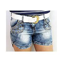 Шорты джинсовые Арт. 669 Разм. 164