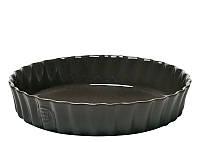 Форма для пирога Emile Henry 28 см базальт 796028
