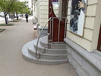 Ограждения из нержавеющей стали в Киеве
