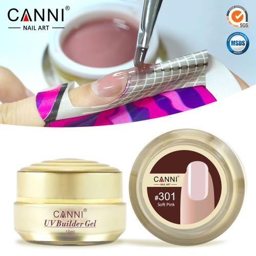 Конструирующие гели Canni