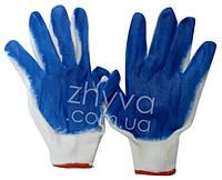 Рукавиці робочі синтетичні / Перчатки рабочие синтетические, фото 1