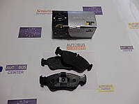 Тормозные колодки, задние VW LT, MB Sprinter 3 серия ROADHOUSE 258000